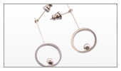925 Silver Earrings – Earring Collection
