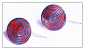 Aros spiral with Japanese lacquer COLLECTION - Aros spiral with Japanese lacquer